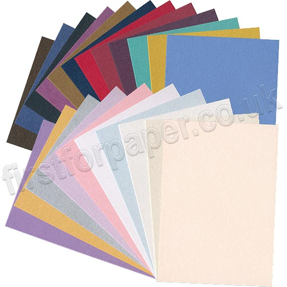 Pearlescent Paper & Card