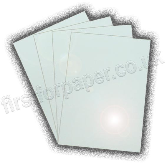 White Gloss, Self Adhesive Paper