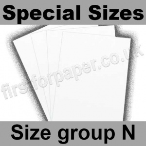 Swift White Paper, 100gsm, Special Sizes, (Size Group N)