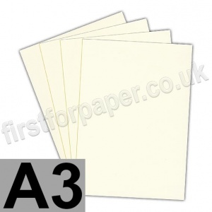 Advocate Smooth, 330gsm, A3, Natural White