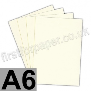 Advocate Smooth, 330gsm, A6, Natural White
