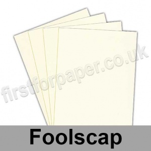 Advocate Smooth, 100gsm, 203 x 330mm (Foolscap), Natural White