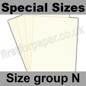 Advocate Smooth, 250gsm, Special Sizes, (Size Group N), Natural White