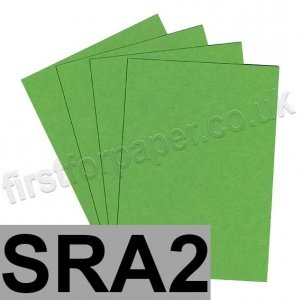 Colorset Recycled Card, 270gsm, SRA2, Lime