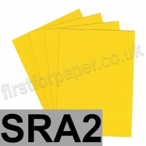 Colorset Recycled Card, 350gsm, SRA2, Solar