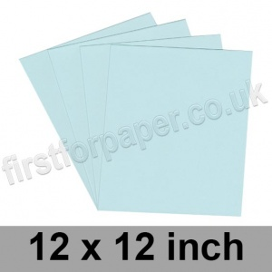 Rapid Colour Card, 160gsm, 305 x 305mm (12 x 12 inch), Ice Blue