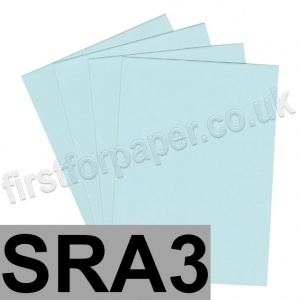 Rapid Colour Paper, 120gsm,  SRA3, Ice Blue