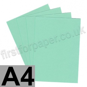 Kaskad Card, 225gsm, A4, Leafbird Green - 50 sheets