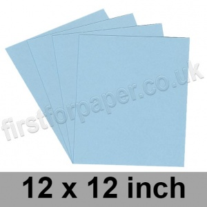 Rapid Colour Card, 160gsm, 305 x 305mm (12 x 12 inch), Merlin Blue