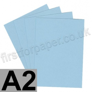 Rapid Colour Card, 160gsm,  A2, Merlin Blue