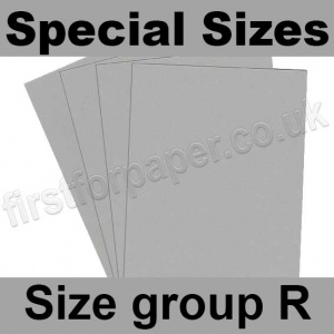 Rapid Colour Paper, 120gsm, Special Sizes, (Size Group R), Owl Grey