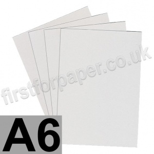 Rapid Colour Paper, 120gsm,  A6, Pale Grey
