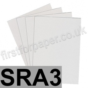 Rapid Colour Paper, 120gsm,  SRA3, Pale Grey