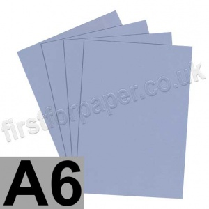 Rapid Colour Card, 225gsm, A6, Pigeon Blue