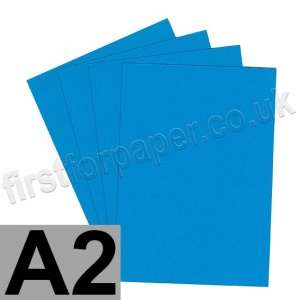 Rapid Colour Card, 160gsm, A2, Rich Blue