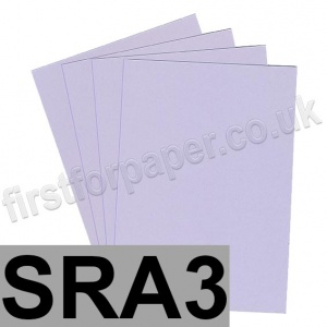Rapid Colour Card, 160gsm,  SRA3, Skylark Violet