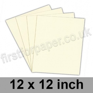 Rapid Colour Paper, 120gsm, 305 x 305mm (12 x 12 inch), Wheatear Yellow
