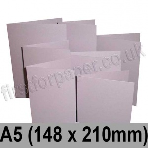 Stardream, Pre-creased, Single Fold Cards, 285gsm, 148 x 210mm (A5), Kunzite