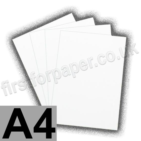 A4 SMOOTH WHITE PREMIUM QUALITY CARD OR PAPER 160gsm 200gsm 250gsm 300gsm 350gsm