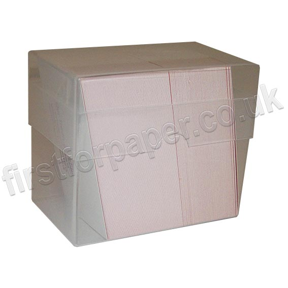 Double depth clear plastic business card boxes first for paper double depth clear plastic business card boxes colourmoves