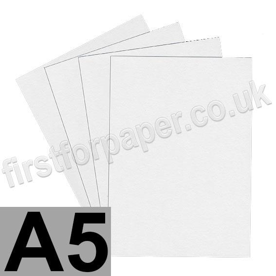 Light Grey Smooth Paper 120gsm Acid Free
