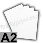 U-Stick, Uncoated, White, Self Adhesive Paper, A2
