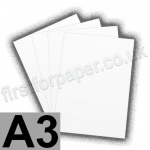 U-Stick, Uncoated, White, Self Adhesive Paper, A3