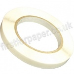 Double Sided Fingerlift Tissue Tape, 6/12mm x 50m