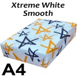 Advocate Smooth, 100gsm, A4, Xtreme White