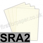 Advocate Smooth, 100gsm, SRA2, Natural White