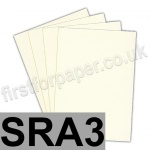 Advocate Smooth, 100gsm, SRA3, Natural White