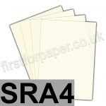Advocate Smooth, 100gsm, SRA4, Natural White