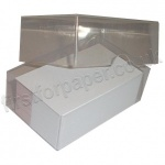 Clear Plastic Business Card Boxes