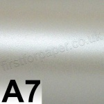 Centura Pearl, Single Sided, 310gsm, A7, Fresh White