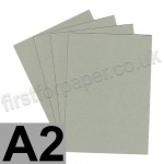 Colorset Recycled Card, 350gsm, A2, Ash