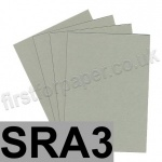Colorset Recycled Card, 350gsm,  SRA3, Ash