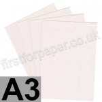 Colorset Recycled Card, 270gsm, A3, Blush