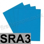 Colorset Recycled Card, 350gsm,  SRA3, Light Blue