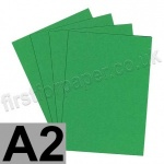 Colorset Recycled Card, 270gsm, A2, Spring Green