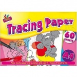 A4 Tracing Paper Pad