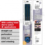 Cathedral 4-in-1 Cut/Perforate/Wavy edge/Crease, A4 Creative Rotary Paper Trimmer