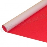 EduCraft Poster Paper Roll, 760mm x 10mtr, Scarlet Red