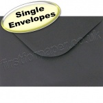 Spectrum Greetings Card Envelope, C5 (162 x 229mm), Black