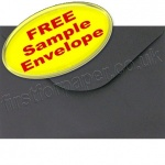 •Sample Spectrum Envelope, C5, Black