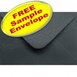 •Sample Spectrum Envelope, C6, Black
