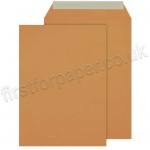 Calypso Colour Envelopes, C4 (324 x 229mm), Mid Brown - Box of 250