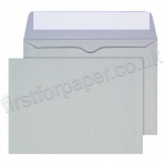 Calypso Colour Envelopes, C6 (114 x 162mm), Fossil Grey - Box of 500