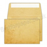 Marlmarque, Envelopes, C6 (114 x 162mm), Grecian Tan