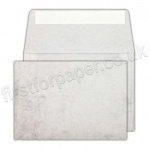 Marlmarque, Envelopes, C6 (114 x 162mm), Marble White