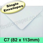 Rapid Recycled Envelope, C7 (82 x 113mm), White